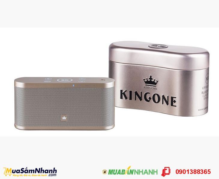 Loa Bluetooth không dây Kingone K9 - Một siêu phẩm loa bluetooth - MSN181067