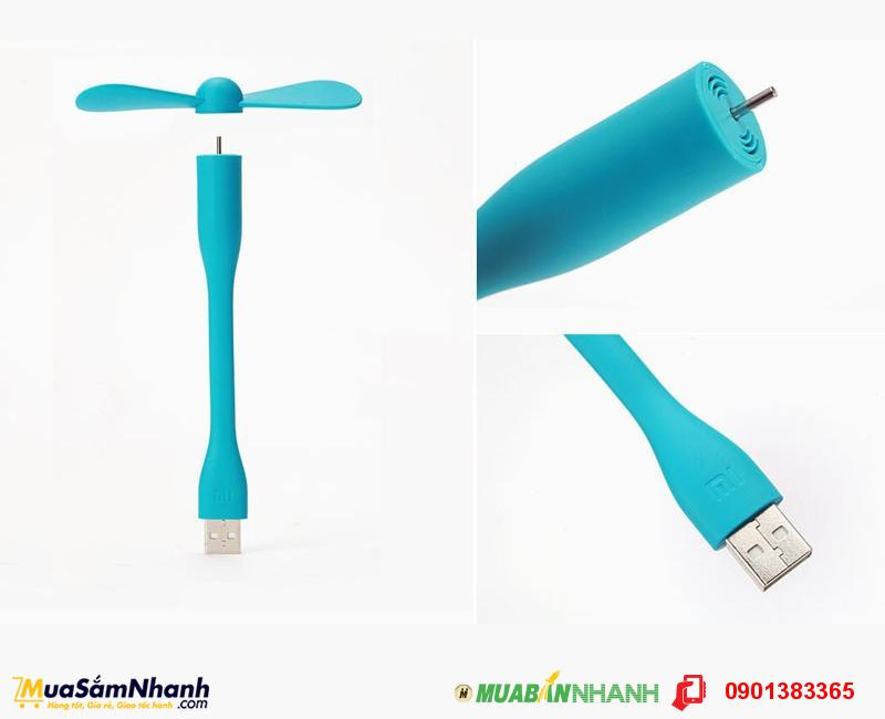 Quạt USB mini 2 cánh rời siêu mát - MSN388052