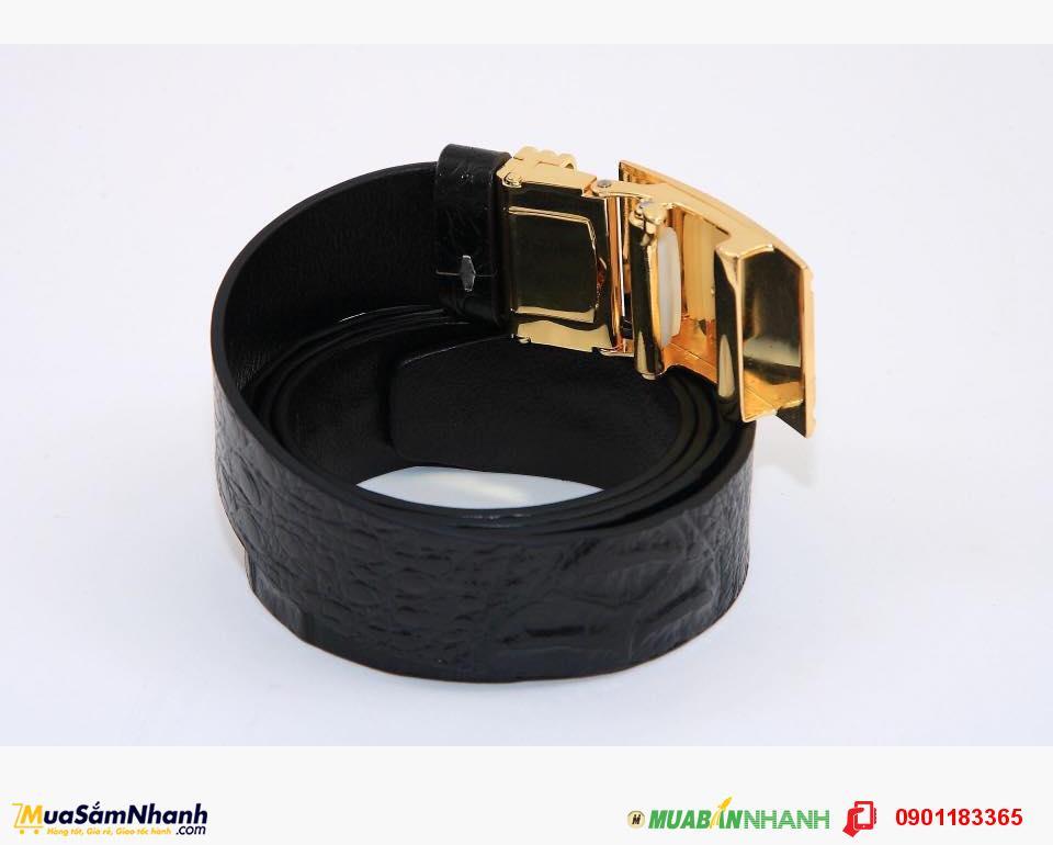 Thắt lưng Nam Da Bò VUTINO - MSN183014