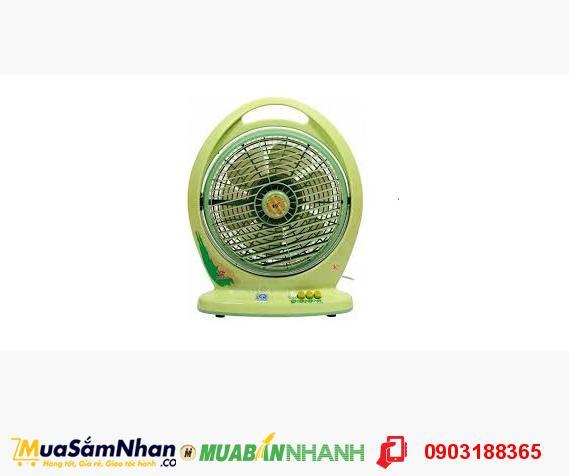 Quạt hộp Lifan 2 tốc độ gió làm mát - MSN188050