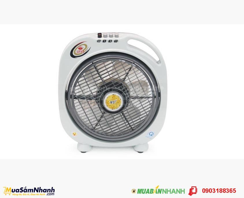 Quạt hộp Lifan mini chất lượng - MSN188051
