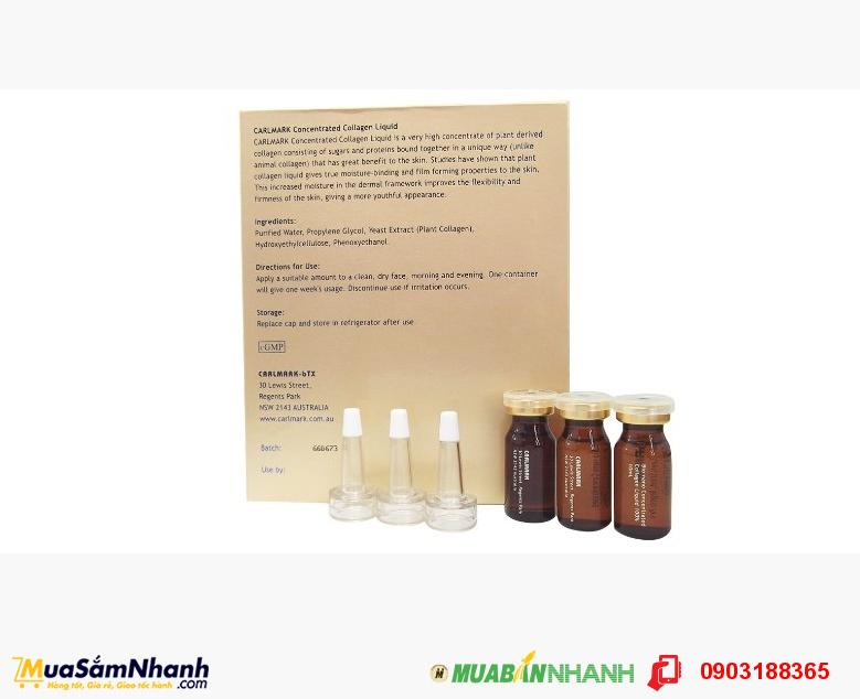 Serum Collagen Carlmark Bio trị nếp nhăn da cao cấp - MSN1830069
