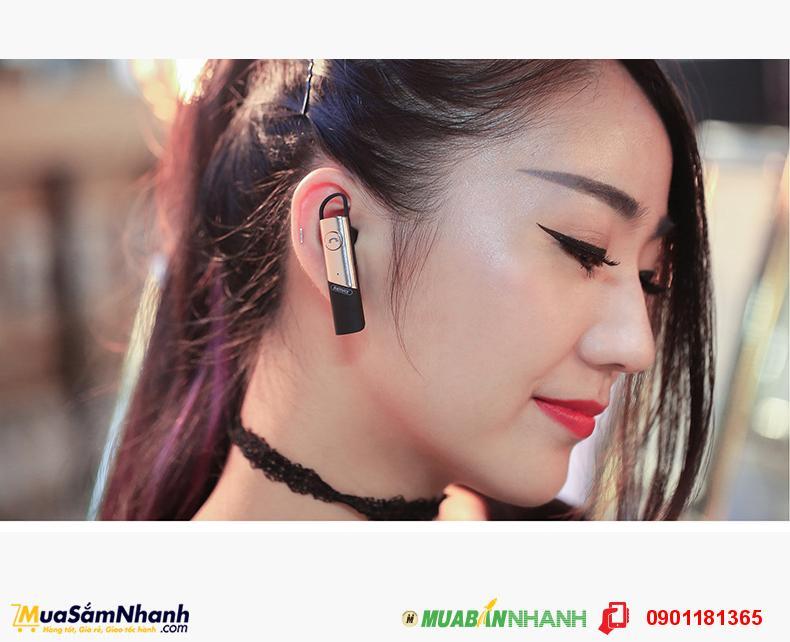 Tai Nghe Remax Business Bluetooth 4.1 - Chất Lượng Âm Thanh Đỉnh Cao - Đẳng Cấp  -Sang Trọng