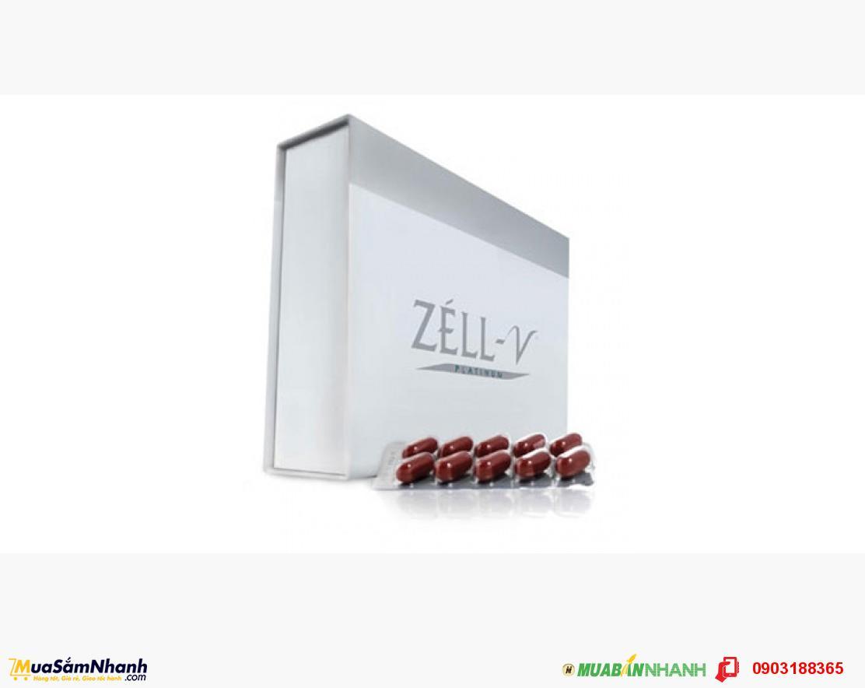 Nhau thai cừu Zell V Cao Cấp New Zealand  cải thiện nhanh tế bào làn da, ngăn ngừa vấn đề lão hóa da và giúp ăn ngủ tốt - MSN1830355