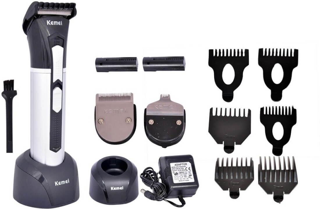 Tông đơ cắt tóc Kemei 3007, tiện dụng, an toàn - MSN383186