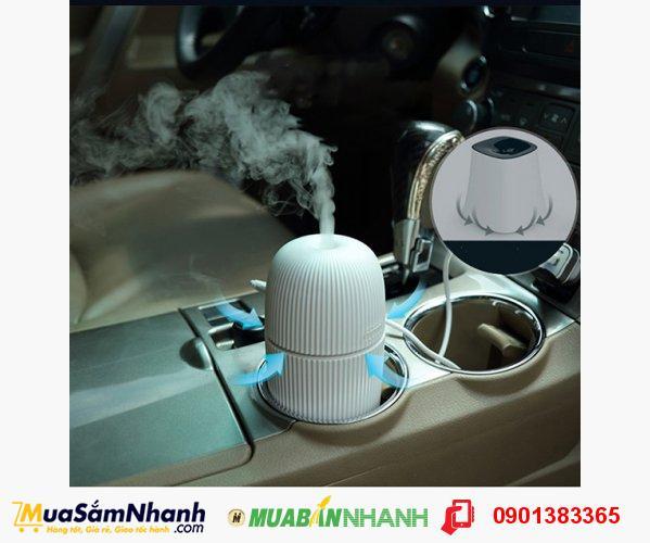Máy khuếch tán tinh dầu cao cấp cho gia đình HRM106 - MSN388094