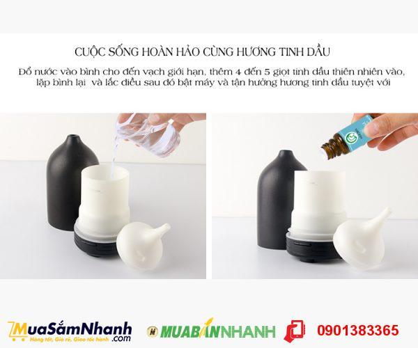 Máy khuếch tán tinh dầu bằng gốm - Sản phẩm thân thiện với môi trường - MSN388098