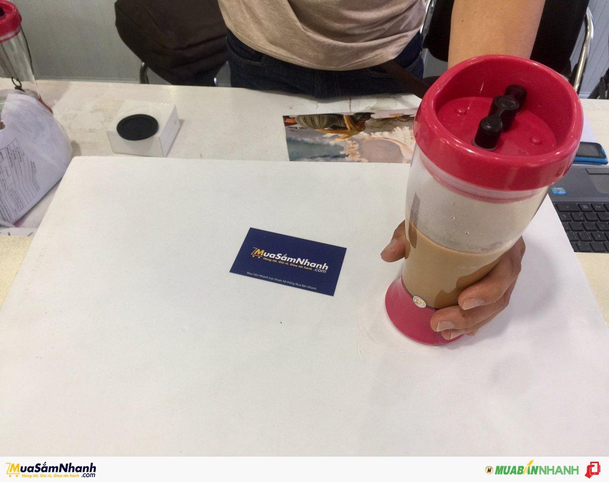 Ly Tự Khuấy SKINNY, Quà Tặng Độc Đáo dễ dàng khuấy tan đường, cà phê, sữa. - MSN383184