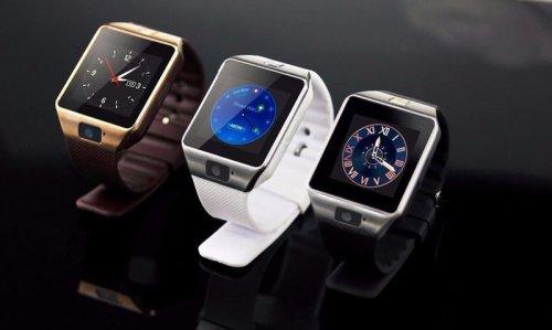 Đồng Hồ Smartwatch DZ09, Gắn Sim Thẻ Nhớ -...