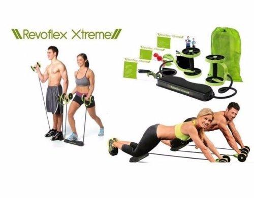 Máy tập cơ bụng Revoflex Xtreme tiện dụng
