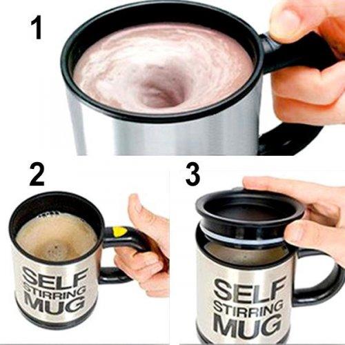 Cốc tự khuấy giá rẻ thế hệ mới pha cà phê,...