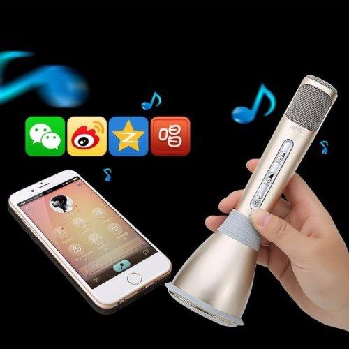 Micro Liền loa Karaoke tuxun k068 - Chất