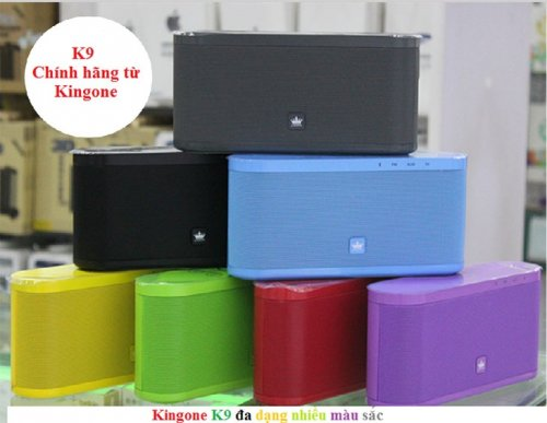 Loa Bluetooth không dây Kingone K9 - Một siêu...