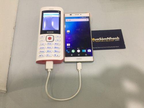 Pin dự phòng kiêm điện thoại di động KOOOK B2...