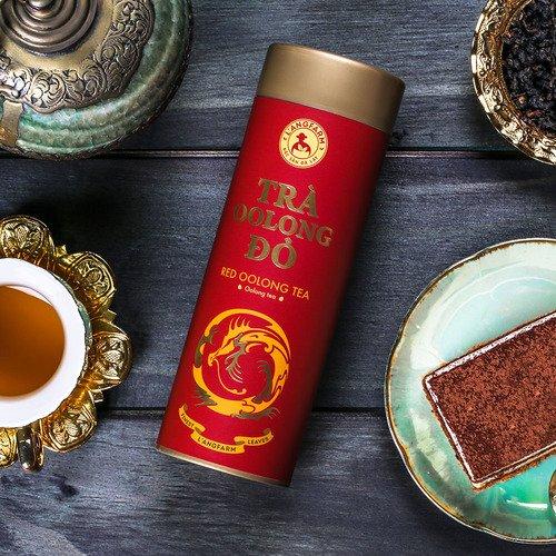 Trà OoLong Đỏ Thượng Hạng (150g)