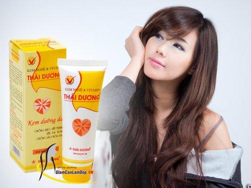 Kem Nghệ và Vitamin Thái Dương - Kem Nghệ...