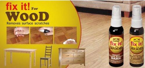 Chai Xịt Fix It For Wood Làm Mới, Xóa Xước...