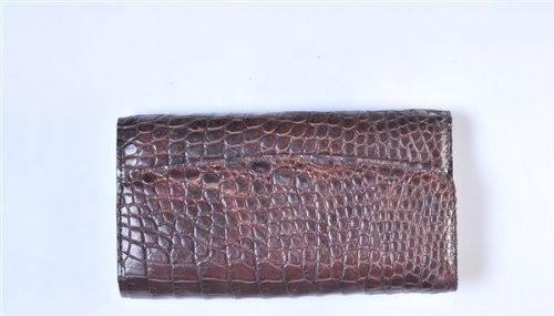 Ví Cầm Tay Da Cá Sấu (Nữ) - MSNCHILL20