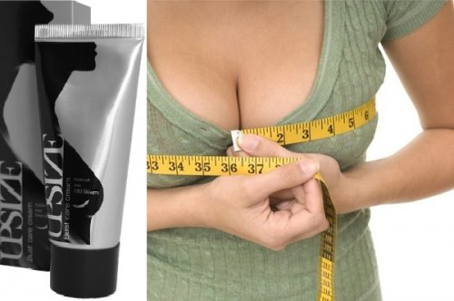 Combo 2 Tuýp Kem nở ngực Upsize giúp phái đẹp cải thiện kích thước vòng một