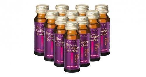 Collagen Enriched Shiseido - Nước uống chống...