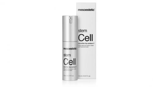 Tế bào gốc giúp giảm thâm, nhăn vùng môi...
