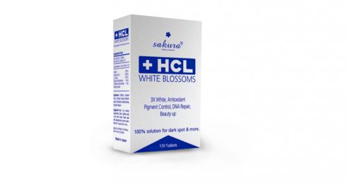 Viên Uống Trị Nám Da Sakura HCL White Blossom...
