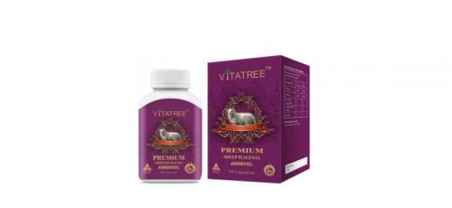 Nhau Thai Cừu Vitatree (40000mg x 60 Viên)...