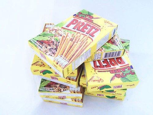 Bánh que phủ kem Pocky mặn thịt Thái Lan -...