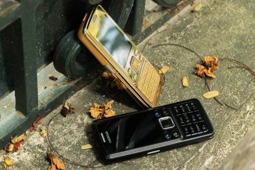 Điện Thoại Nokia 6300, Siêu Bền, Khả Năng