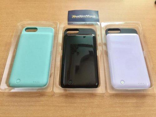 Ốp Lưng Kiêm Pin Dự Phòng Cho IPhone 7 7GS-2...