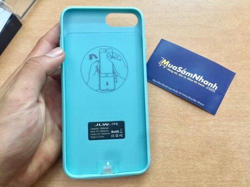 Ốp Lưng Kiêm Pin Dự Phòng Cho IPhone 7 Plus...