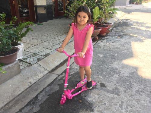 Xe trượt Scooter 2 bàn đứng cho bé -...