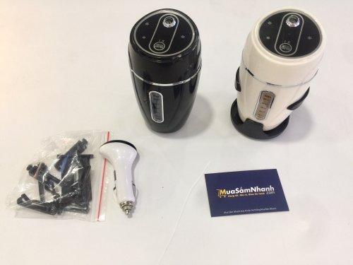 Máy Phun Sương Mini Air Humidifier Sử Dụng
