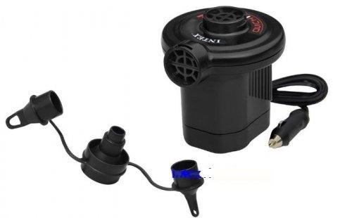 Bơm điện hút xả 12V (nguồn điện ô tô) INTEX