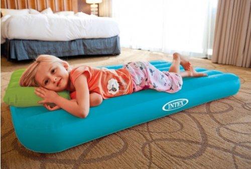Đệm hơi trẻ em INTEX xanh dương 88cm
