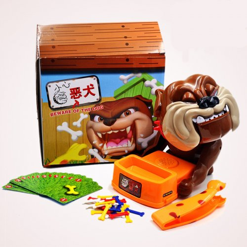 Trò chơi Chó Giữ Xương Bad Dog Mẫu Lớn Cực Đại Sử Dụng Pin - MSN388261
