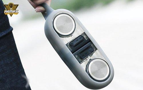 Loa Bluetooth Từ Tính 2 kênh Remax RB - M22 Công Suất 6W, Bảo Hành 12 Tháng - MSN181322