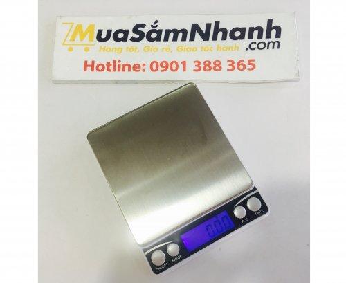 Cân Tiểu Ly 500g Sử Dụng Pin Kích thước 10 x 12 cm - MSN383254