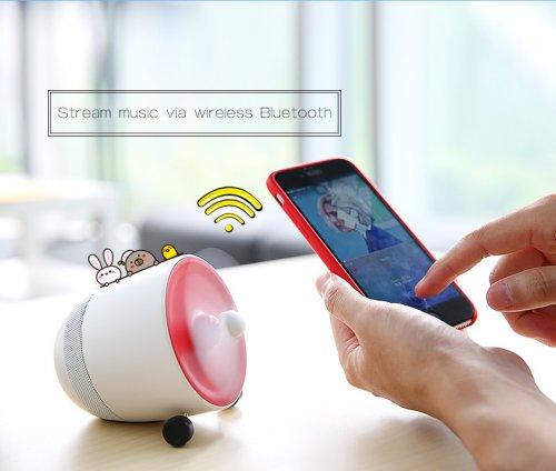 Quạt Kiêm Loa Bluetooth Rock RAU0575 Sử Dụng Pin Sạc - MSN388331
