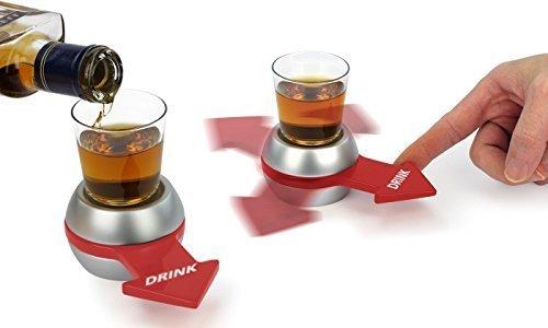 Spin the shot, Mũi Tên Xoay Uống Rượu Tặng Kèm Ly - MSN388343