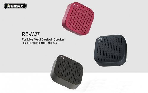 Loa Bluetooth Mini Remax RB-M27 Công suất 5W
