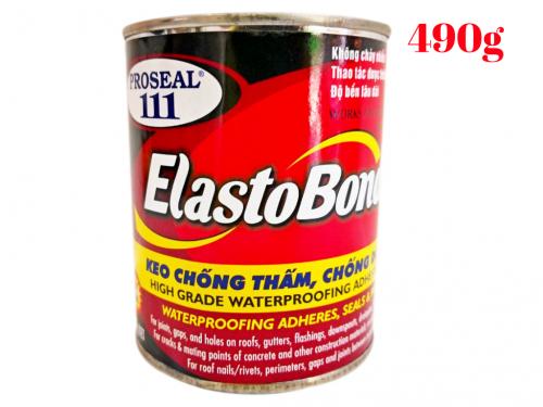 Keo trám trét chống thấm chống dột Proseal 111 Elastobond 490g - Proseal111