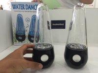 Loa nhạc nước 3D Âm Thanh Cực Đỉnh hệ thống đèn Led lung linh.
