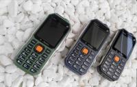 S-mobile Hummer - Điện thoại 3 SIM 3 Sóng, pin chờ 30 ngày - MSN181098