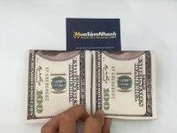 Ví hình tiền các nước độc đáo