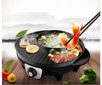 Bếp Nướng Lẩu Fairlady 2in1 - Ẩm thực sành điệu ( Phiên bản bếp lẩu âm ) - MSN383136