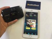 Bộ phát wifi Softbank 102HW Ultra Wifi 4G - Hàng chính hãng nội địa Nhật - MSN388066