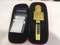 Micro karaoke Bluetooth X6 ,Âm Thanh Hay - MSN388076
