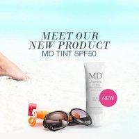 Kem chống nắng MD Ultimate Anti-Aging Mineral Block SPF 50 tạo lớp màng tự nhiên chống nắng tốt - MSN1830233
