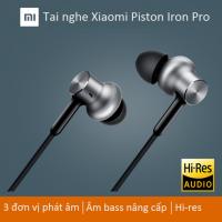 Tai nghe Xiaomi Piston Iron Pro HD 2016 Chính Hãng, Chất Lượng Tuyệt Đỉnh - MSN181121